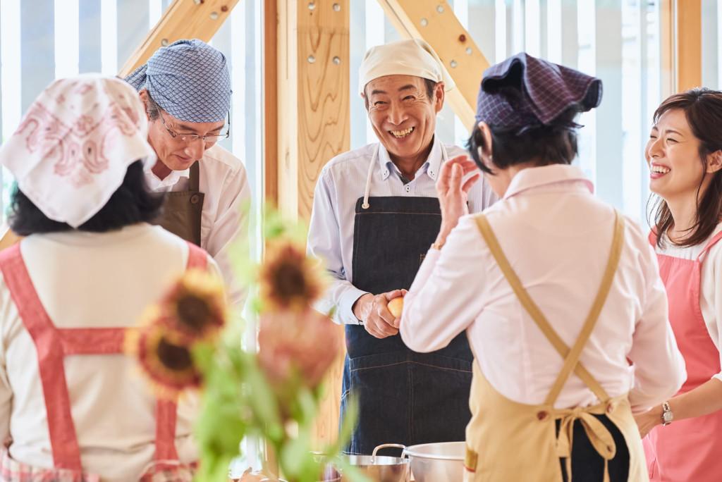 対象者に合わせた料理教室